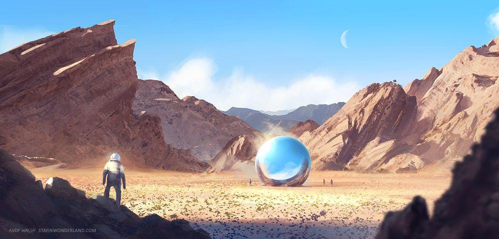 Retro Sci Fi by stayinwonderland.deviantart.com on @DeviantArt