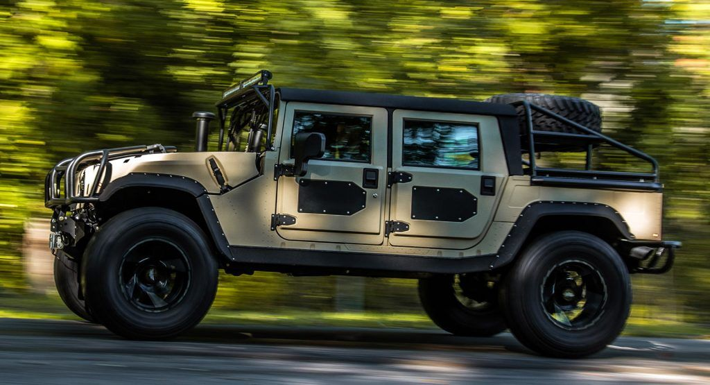 Mil Specs Latest Hummer H1 Build Looks Ready To Storm The Desert Hummer H1 Hummer New Sports Cars