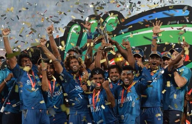 So Proud Of Sri Lanka Winners If The 2014 World Cup Srilanka Prodsrilankan Cricket Worldcup Cricket World Cup Sri Lanka World Cup