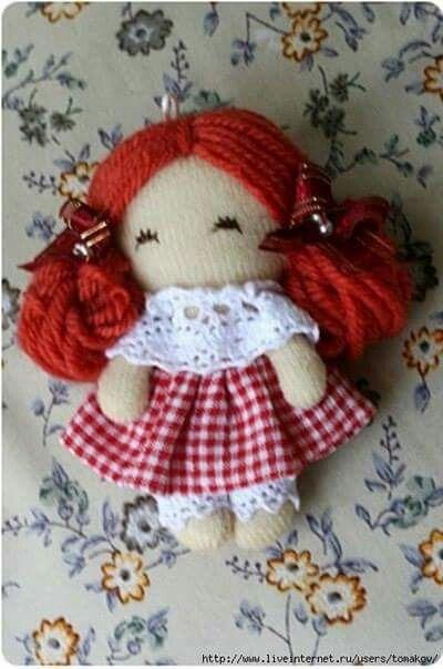 Uma linda bonequinha