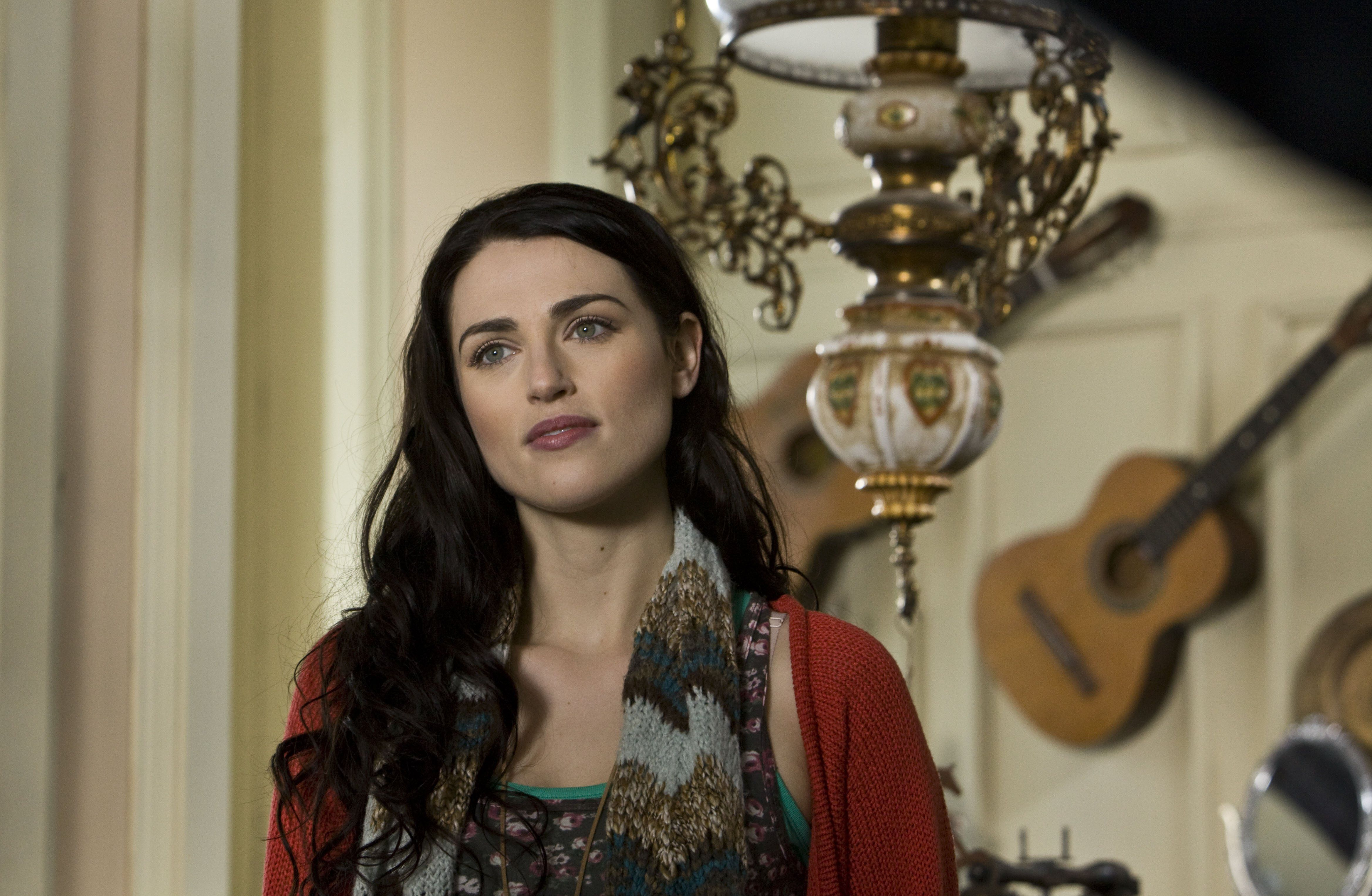 Katie McGrath \