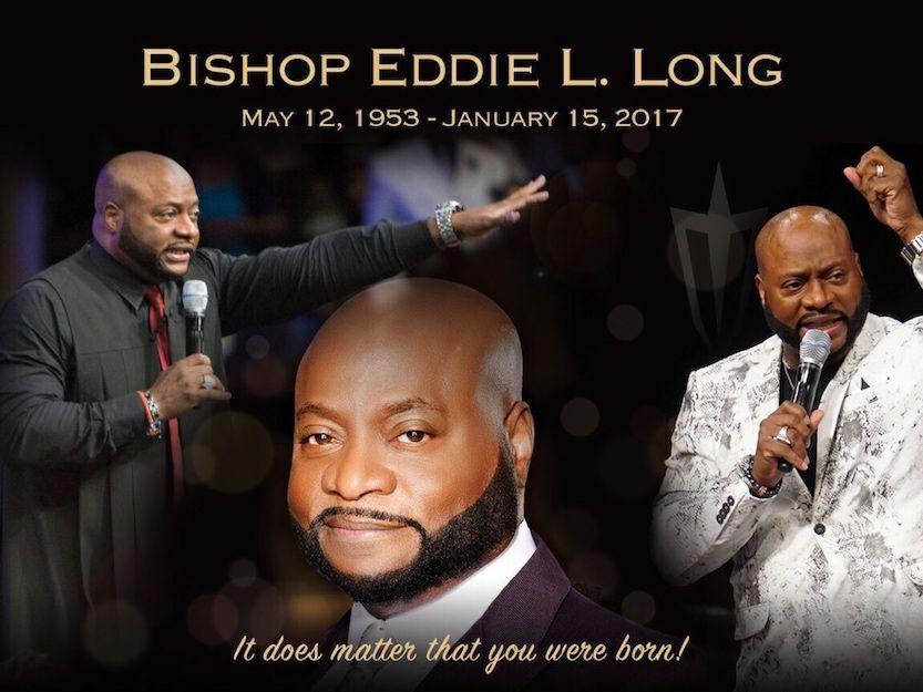 Watch Bishop Eddie Long's Homegoing Service Live Stream