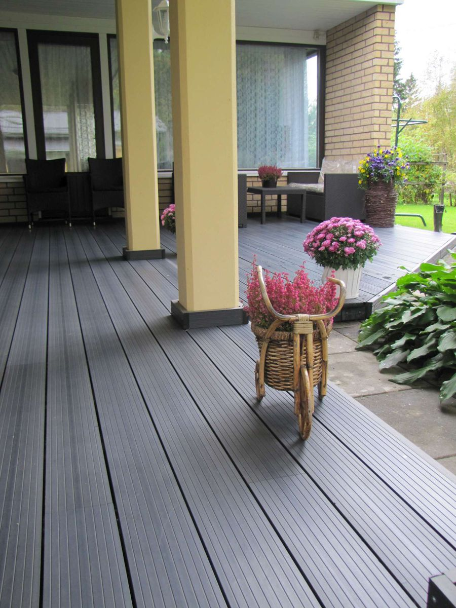 Luna Comp Timber Composite Decking | Composite timber deck