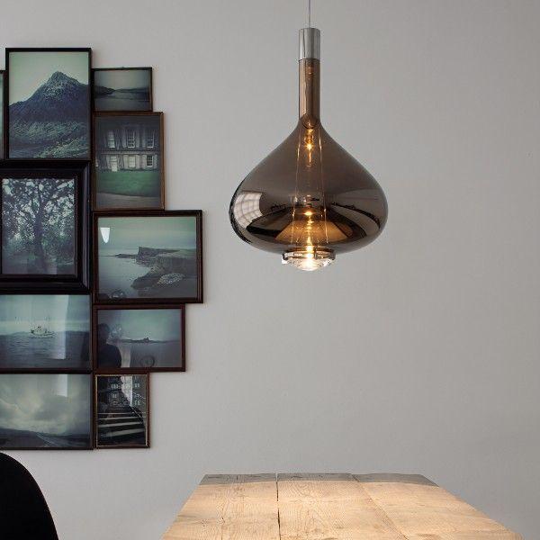 Perfect Sky Fall SO Large LED Hängeleuchte Von Studio Italia Design