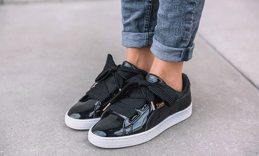 Puma Basket Heart sneakers: hot & happening! | SOOCO: on the