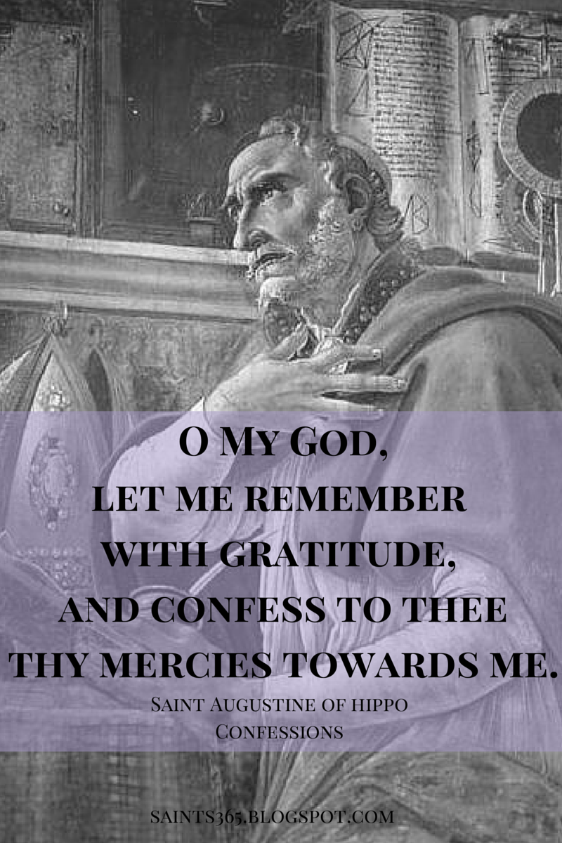 Catholic Quotes On Love Love This Quote From Staugustine's Confessions  A Great