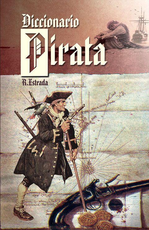 Listado con terminología vinculada al mundo de los piratas