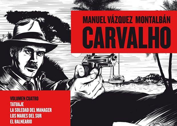 Carvalho Y El Misterio De La Literatura Literatura Detective Vazquez