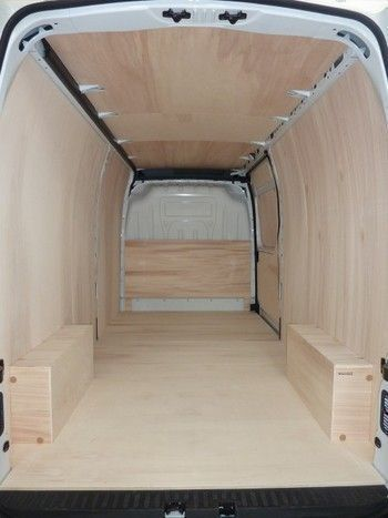 Photo of Utility, van, workshop vehicle, truck layout, RENAULT new…, #d – Van Life #Lay…