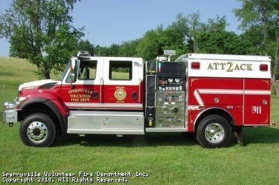 Sperryville Volunteer Fire Department (VA) 2010