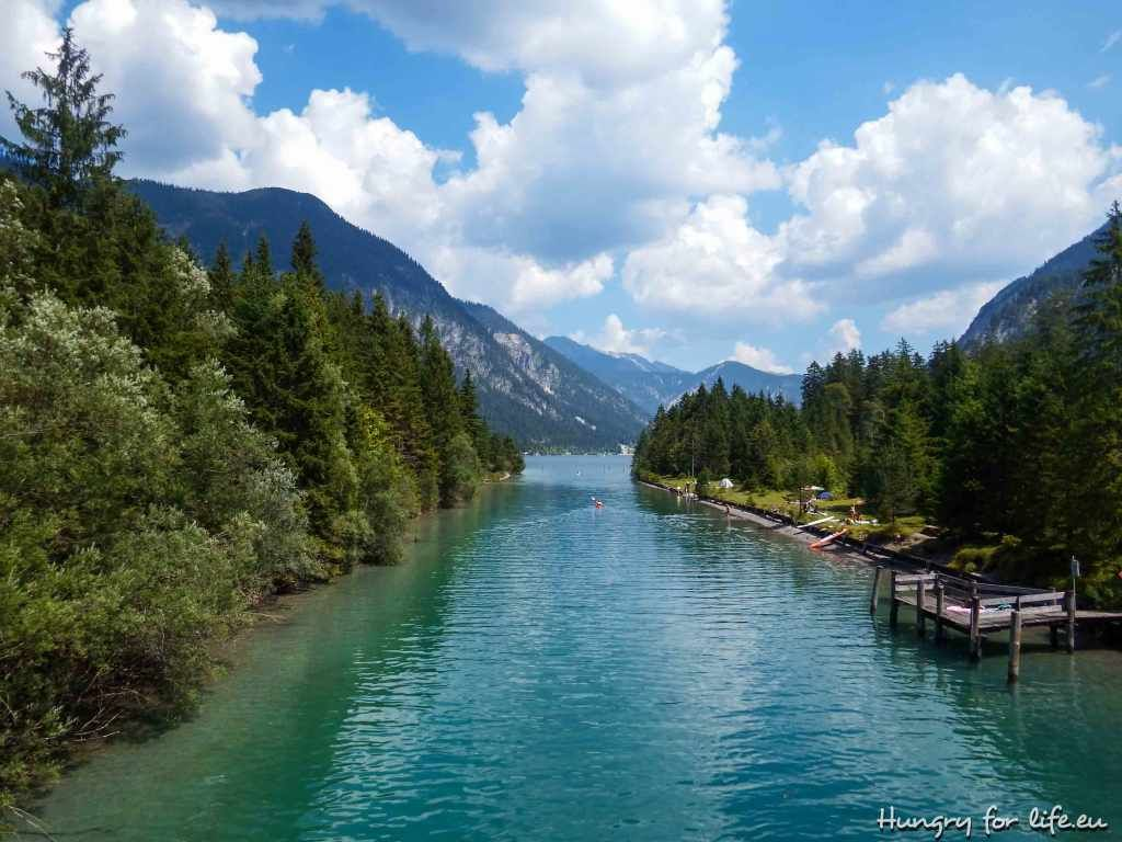 Обои австрия, alps, тироль, austria, tirol, Lake plansee, озеро планзее. Пейзажи foto 8