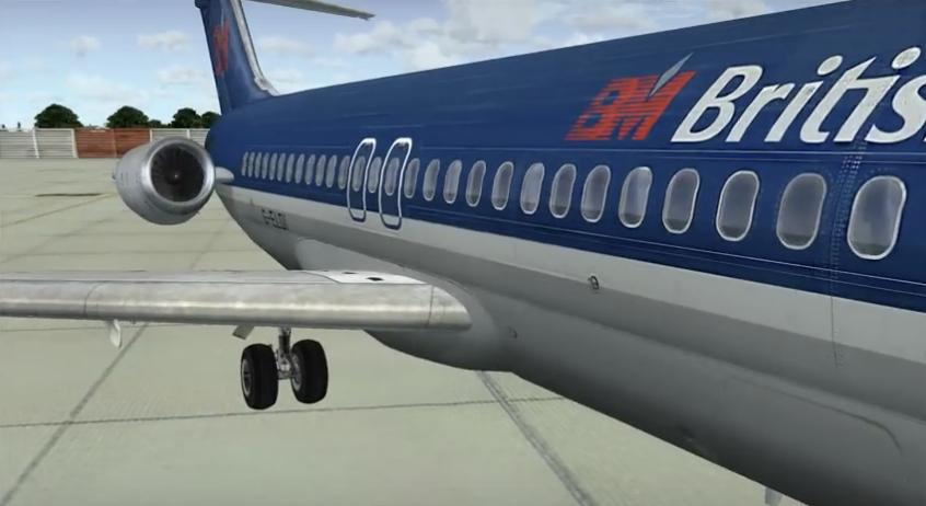 flygcforum com ✈ FLIGHT-SIM-WORLD #15 ✈ COOLSKY DC-9 FOR