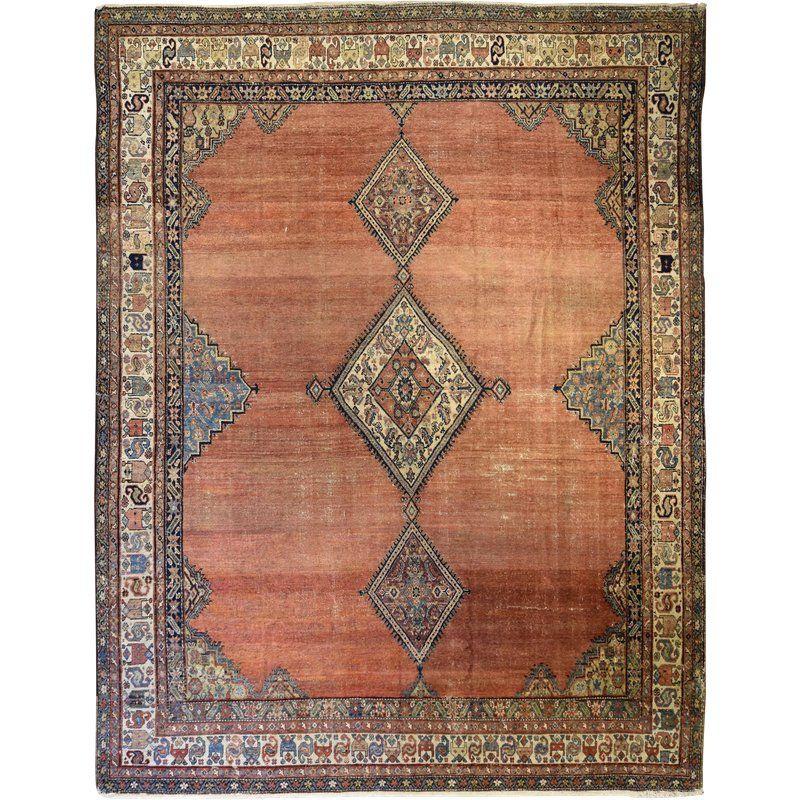 Antique Persian Bakshaish Carpet In 2020 Persian Carpet Carpet