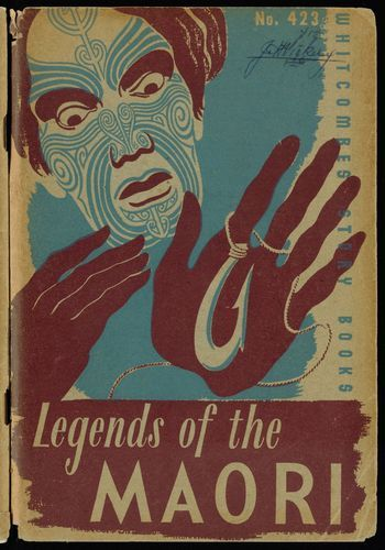 Legends of the Maori- A link to the International Children's