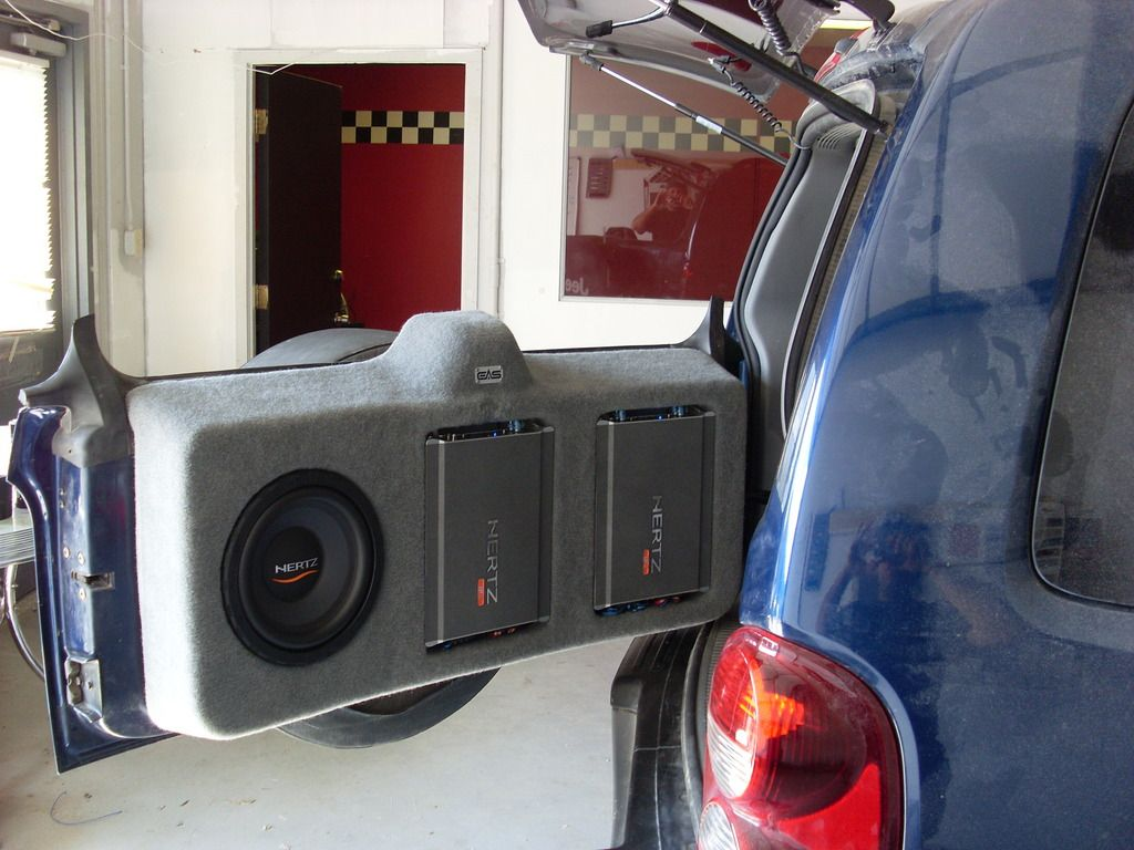 jeep liberty subwoofer steeters 2004 Jeep Liberty Specs