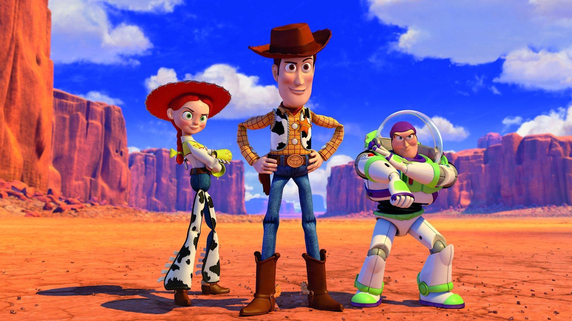 Toy Story Woody Toy Story Jessie Woody Buzz Lucas S Birthday