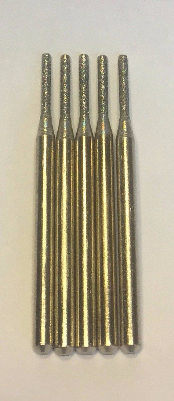 5 Pack Of 1 16 Diamond Drill Bits For Glass Tile Free Shipping