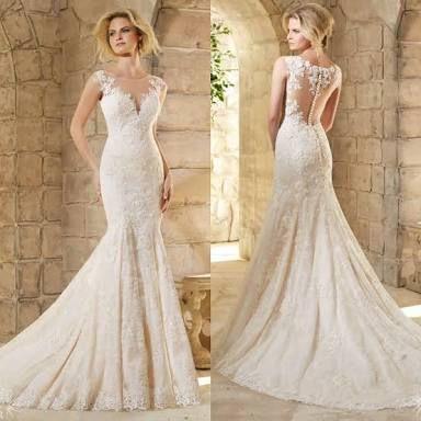 Resultado de imagen para vestidos de boda sirena | Ideas para boda ...