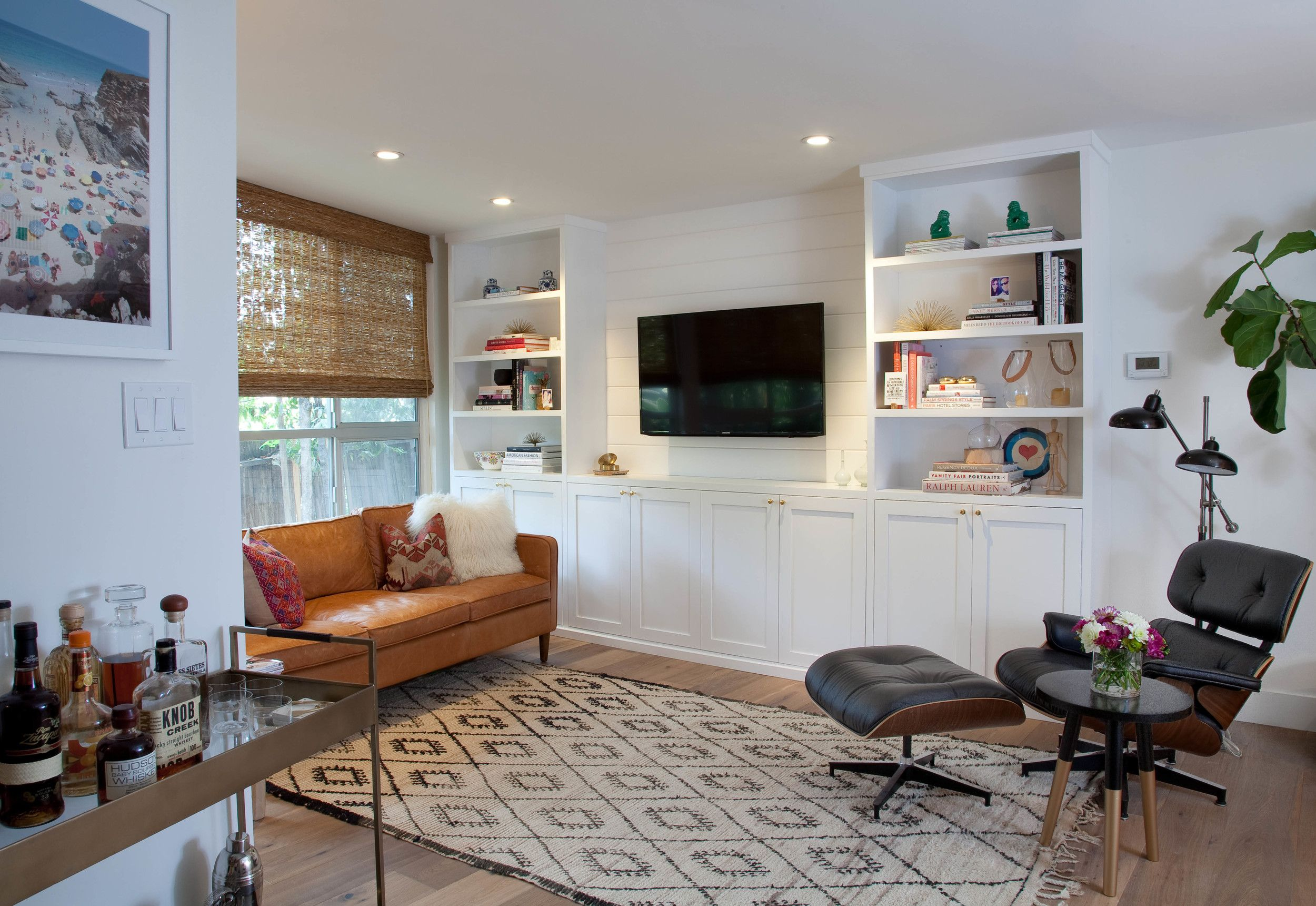 Home Interior Design Blogs Remodelling Eclectic Glam Condo Remodel  Before & Afters  Condo Remodel .