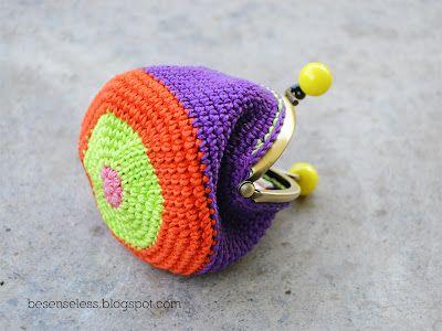 Pin by luisa on monedero Pinterest Patrones y Croché