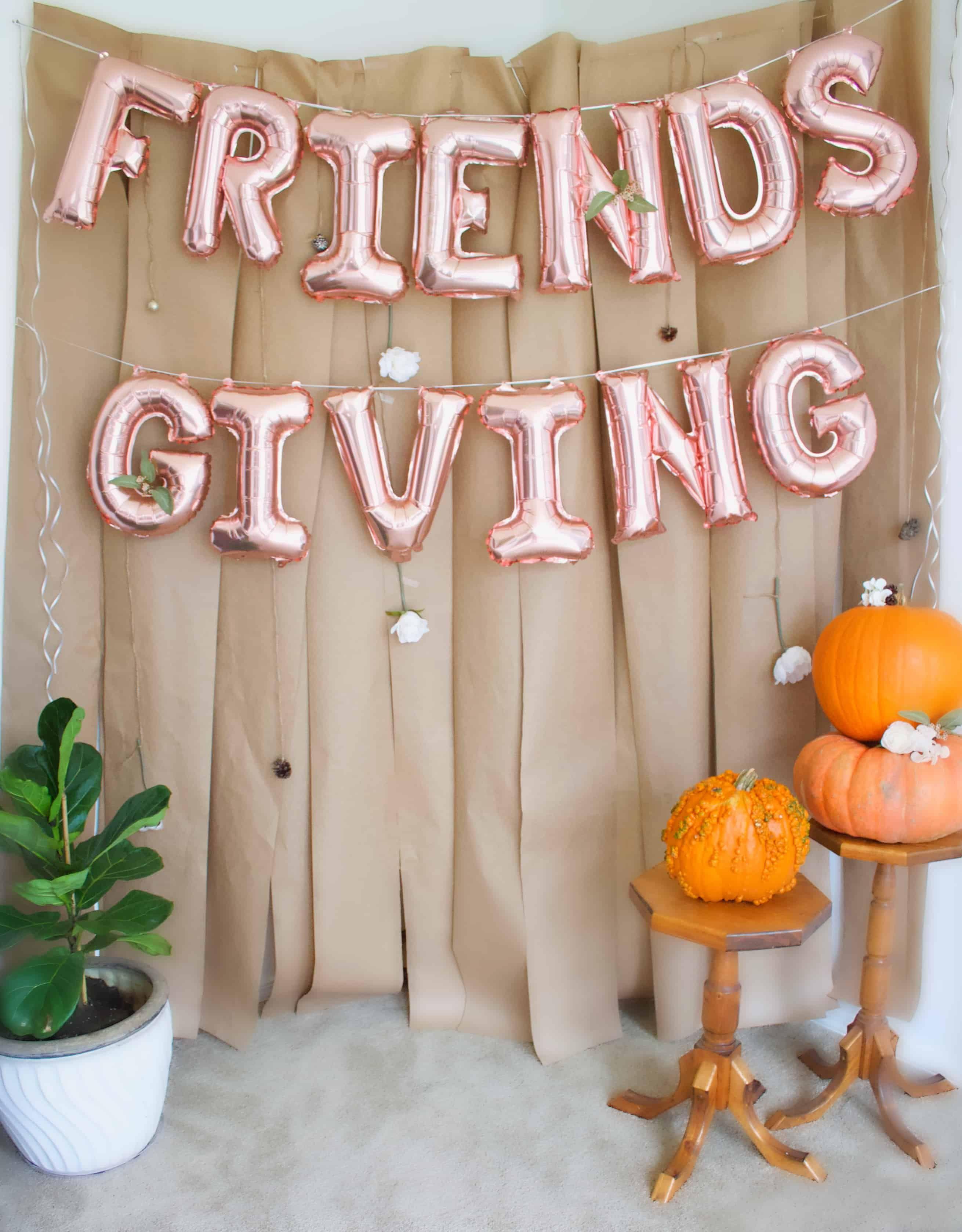 Photo of Friendsgiving Ideen