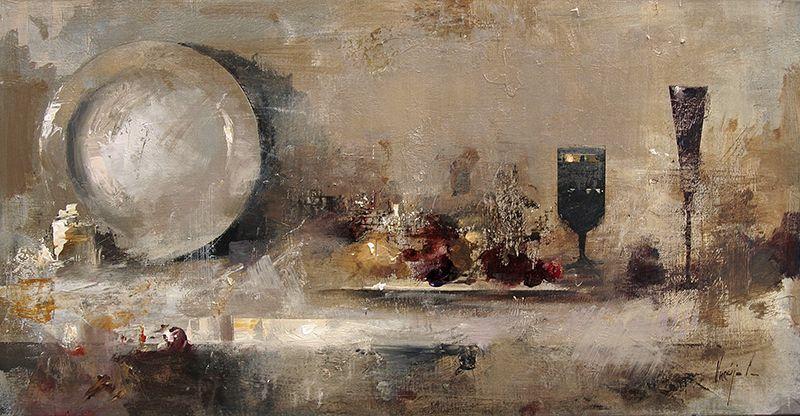 Artiga, Ricardo Urrejola - Galleria Maria Aguilar