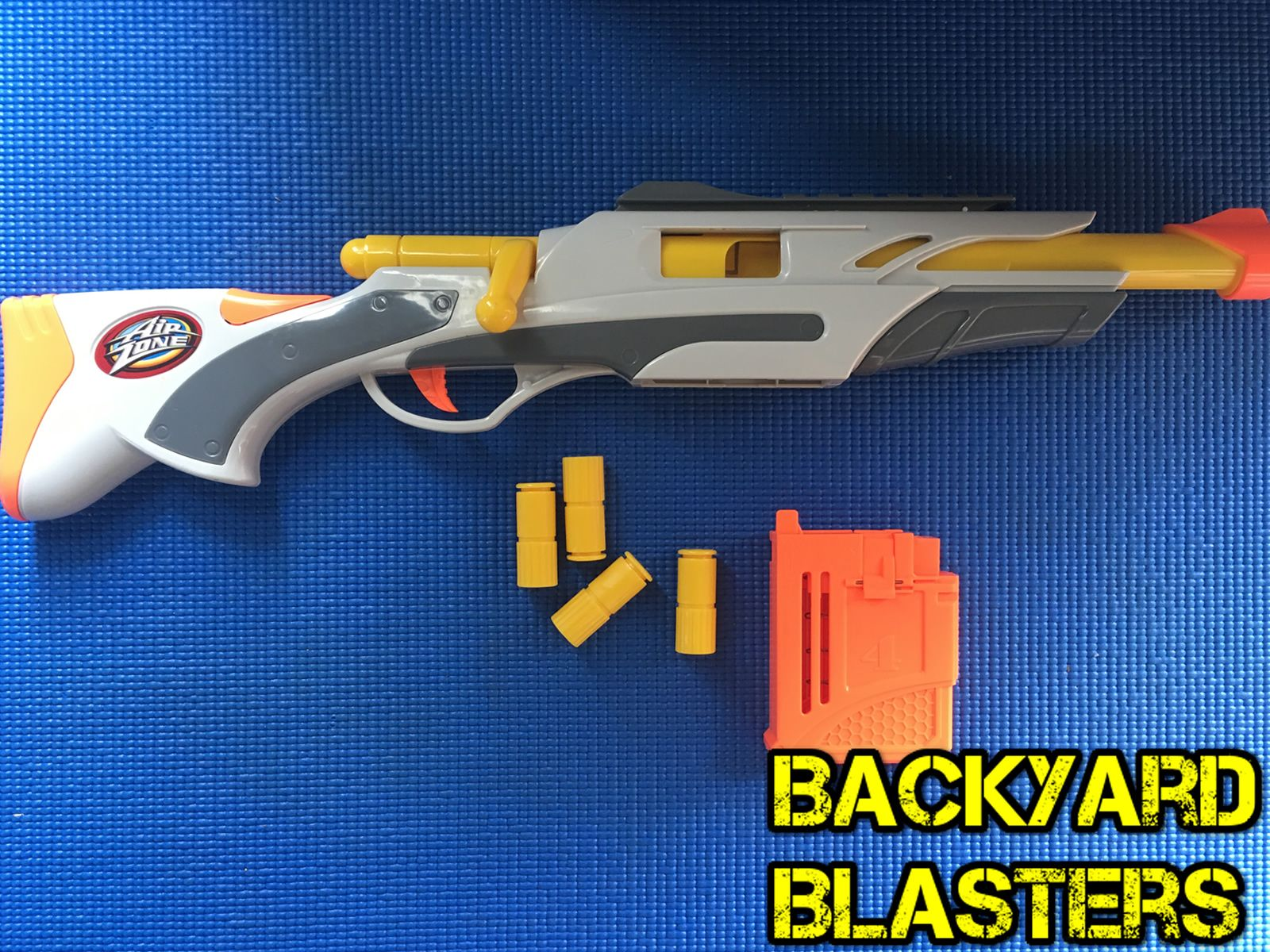 The Air Zone Hawk - bolt action sniper rifle. #sniper #airzone #nerf