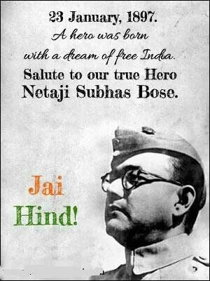 Subhas Chandra Bose Subhas Chandra Bose Real Life Heros Odia Language