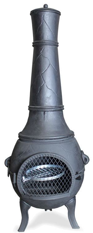 Elegant Buy The Castmaster Heavy Weight Valiant Cast Iron BBQ Chiminea Online From  The Largest Range Of