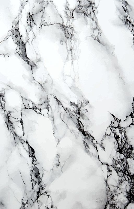Marble iPhone Case by Orce Vasilev