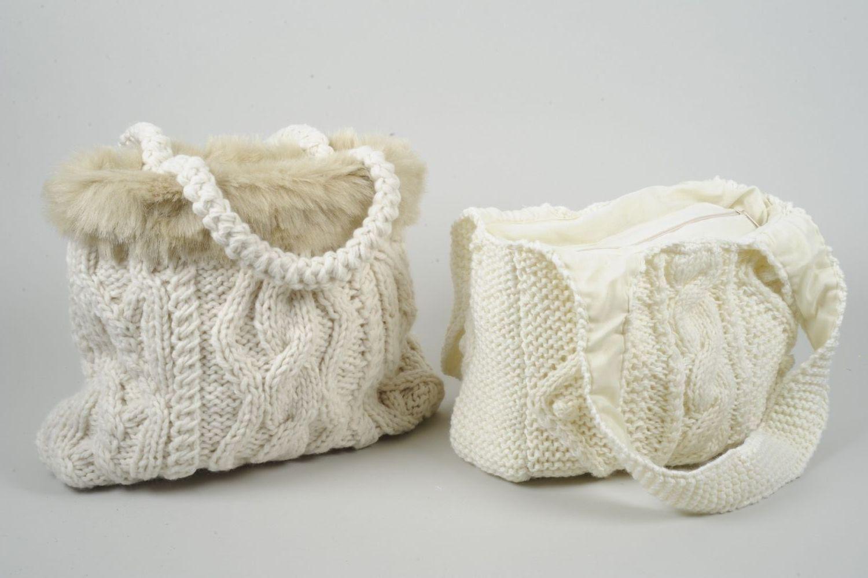 tricoter main