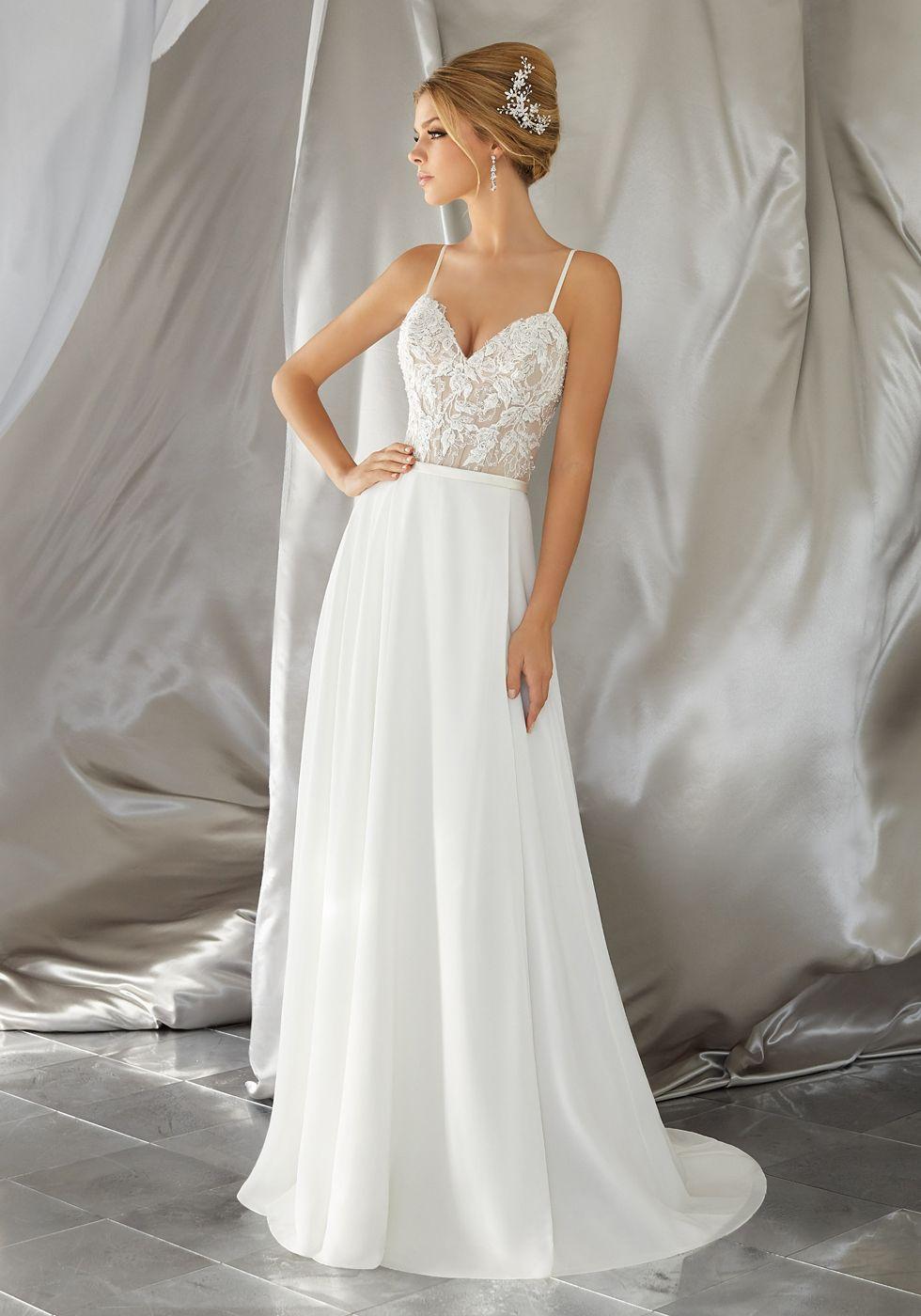 Free wedding dress  Mori Lee  Mina Wedding Dress  wed  Pinterest  Mori lee