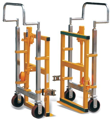 Captivating Hu Lift FM180B Steel Hydraulic Furniture Mover, 3960 Lbs Capacity, 26.8u2033  Length X 16.5u2033 Width X 42u2033 Height (Set Of 2) Hu Lift FM180B Steel Hydrauu2026
