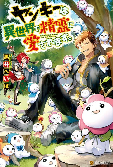 Yankee Wa Isekai De Seirei Ni Aisaremasu Novel Updates Light