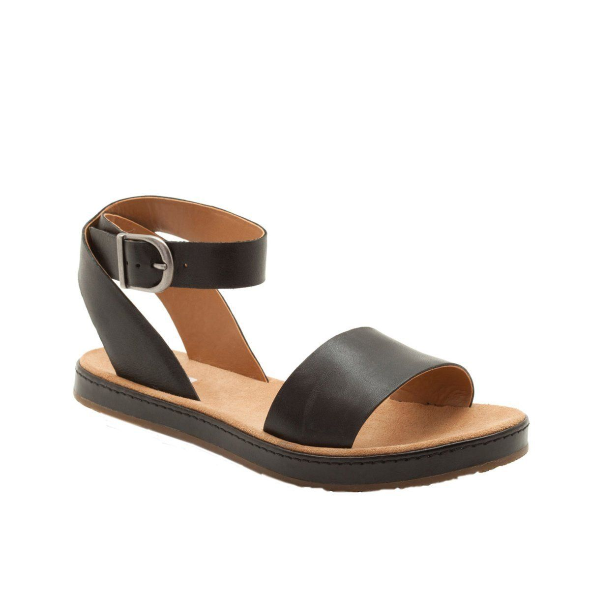 : Clarks Womens Romantic Moon Leather Sandals