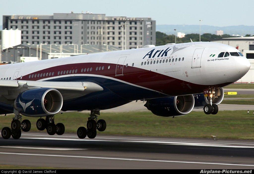 When International Flights Resume In Nigeria