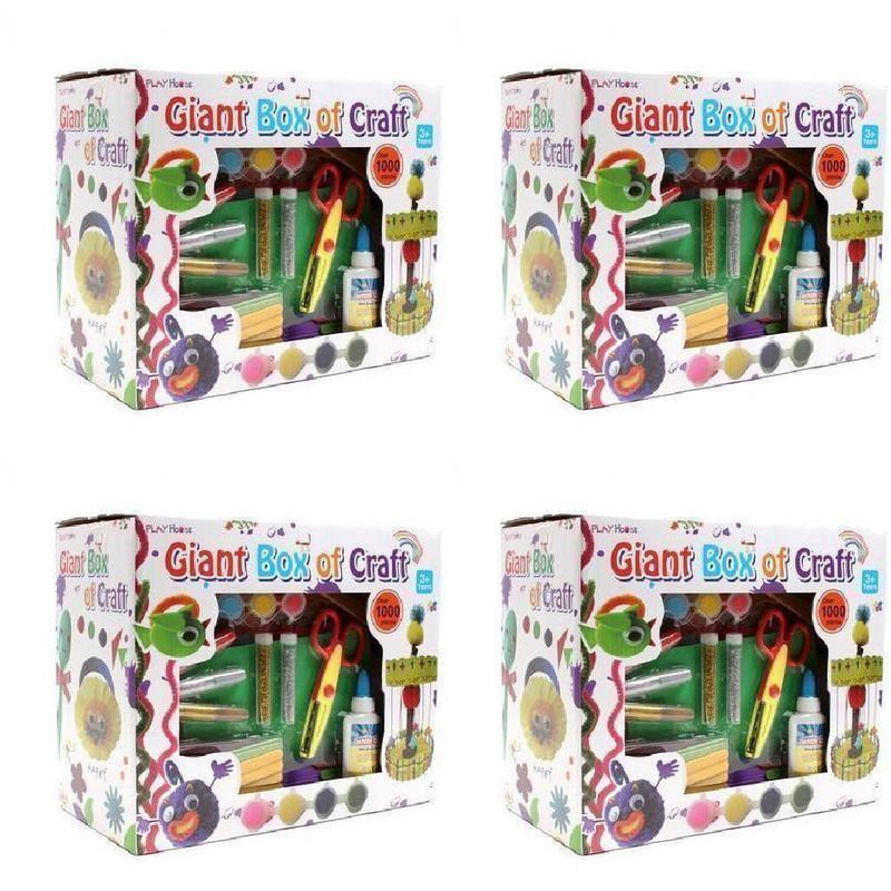 BUMPER Arts and Doodle Drawers Bumper Crafts Kit Fun Kids Children Gift BOX Set