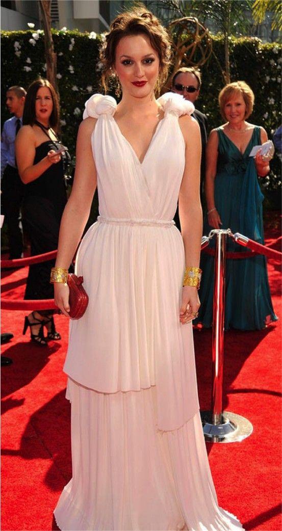 Dress #Red Carpet #Celebrity #Leighton Meester | Leighton Meester ...