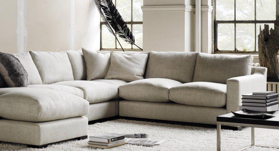 Maison Corbeil Dublin Sofa Home Sectional Couch Living Room