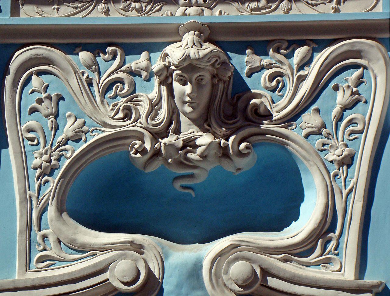 скульптурные рельефы в стиле модерн фото хотите купить