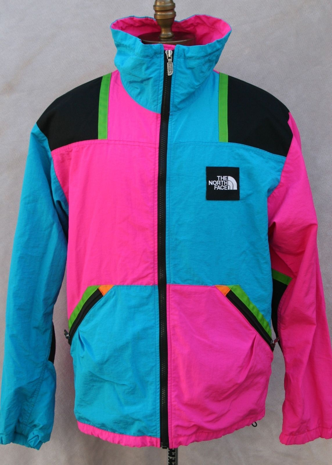 d09329e3d Vtg The North Face Neon Ski Jacket | 80s 90s ภє๏ภ Ski Shop ✨ in ...