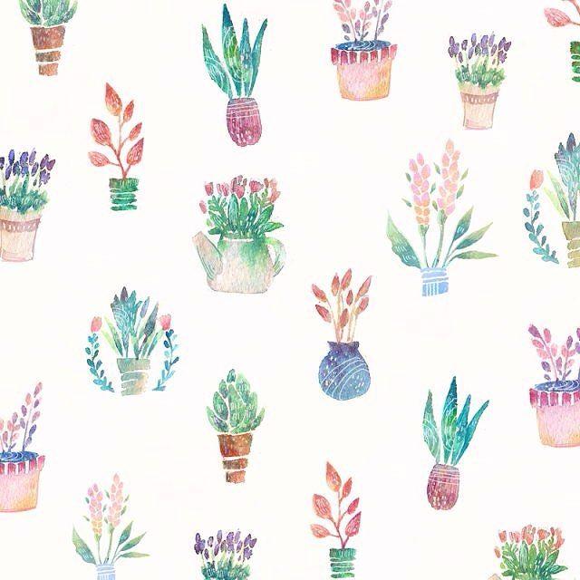 #plants #watercolor