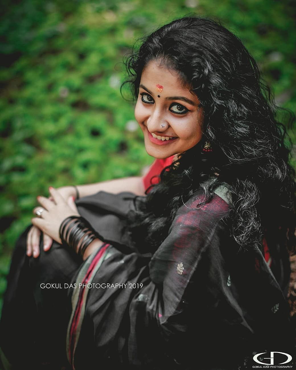 Pin By Telets On Insta Images Beauty Smile Beautiful Girl Image Saree Photoshoot
