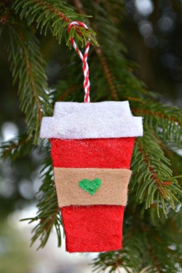 30 adornos navide os para el rbol que puedes hacer t