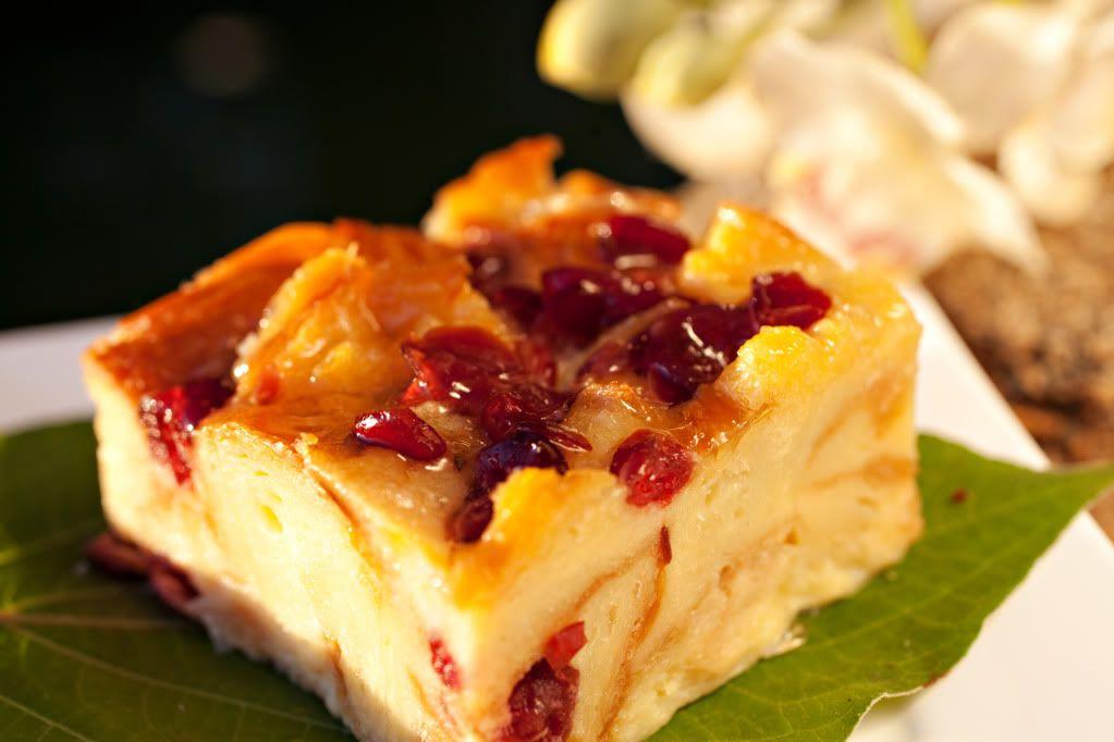 Christmas Bread Pudding w/ Nanny's Rum Sauce | Recipes | Pinterest ...