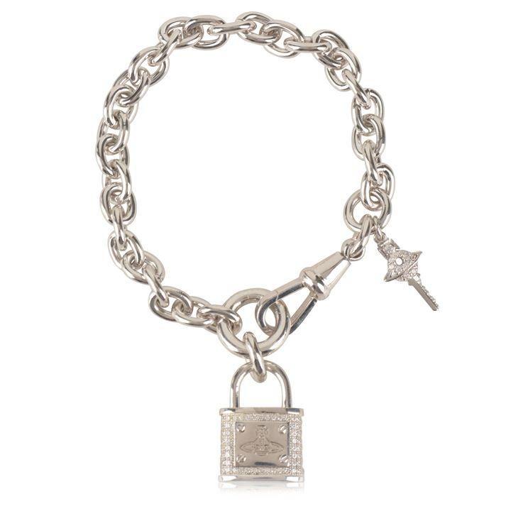 a9fa336f8742f Vivienne Westwood Jewellery   Darianne Lock Bracelet   a touch of ...