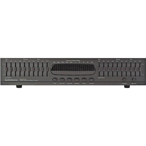 New-10-Band Graphic Equalizer - T46040 by AudioSource