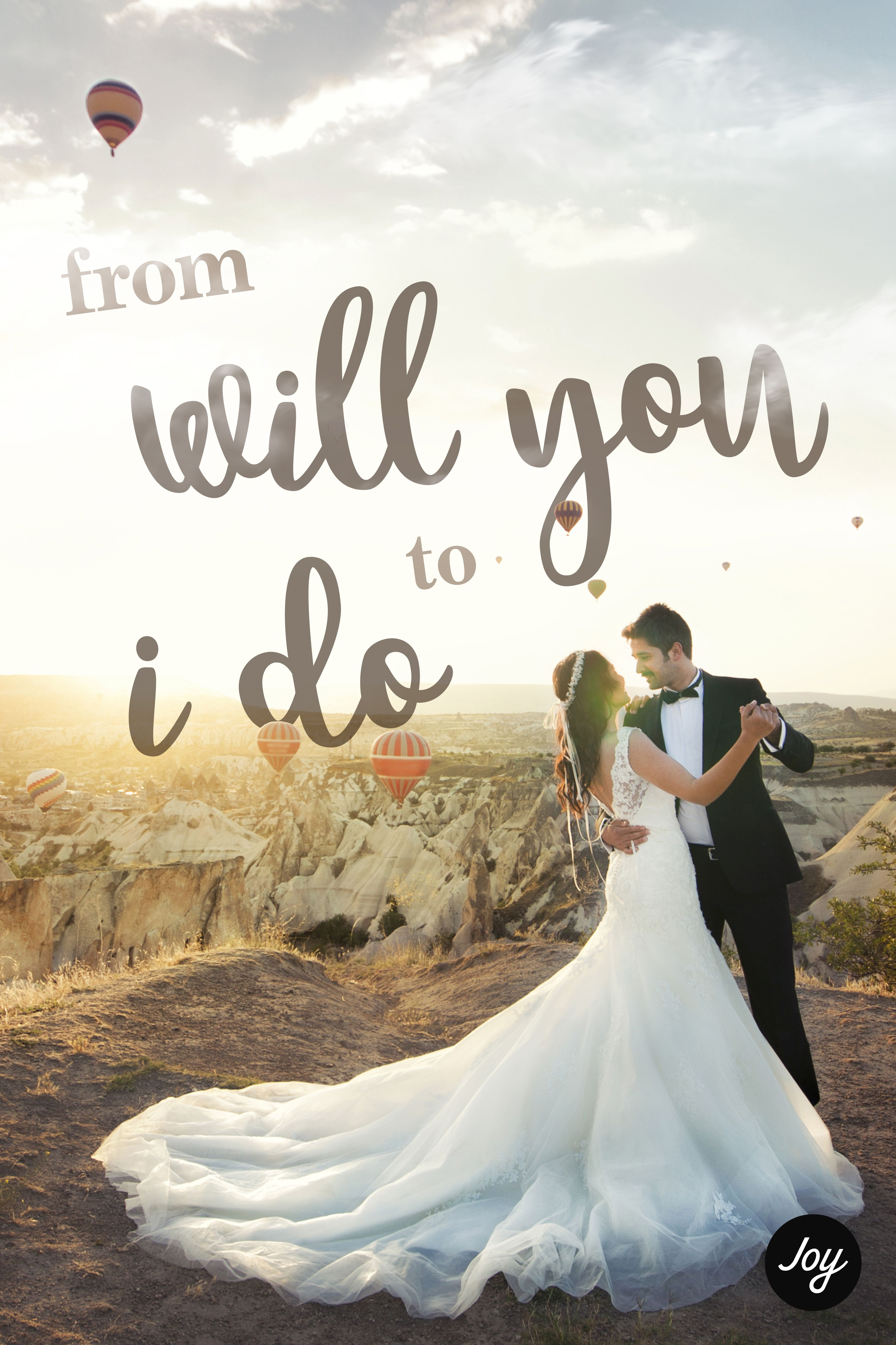 All You Need For Wedding Planning In One Place Use Joy To Manage RSVPs