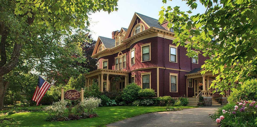Rockland Maine Bed and Breakfast 1 Rated B&B in