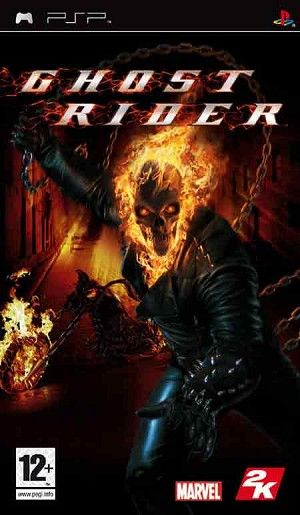 Ghost Rider Psp Game With Images Ghost Rider Ghost Rider